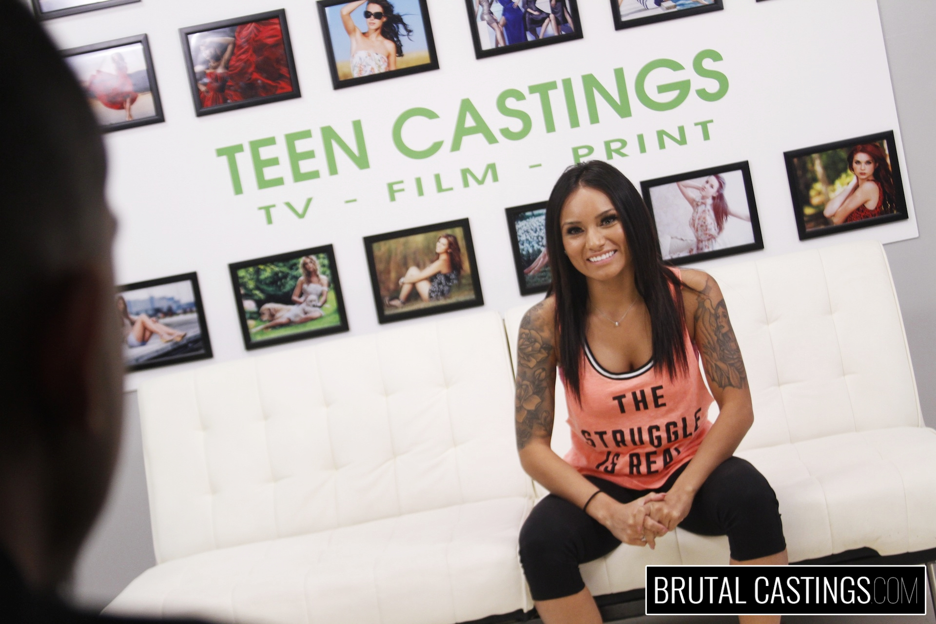 BDSM Casting Couch with Natalia Mendez