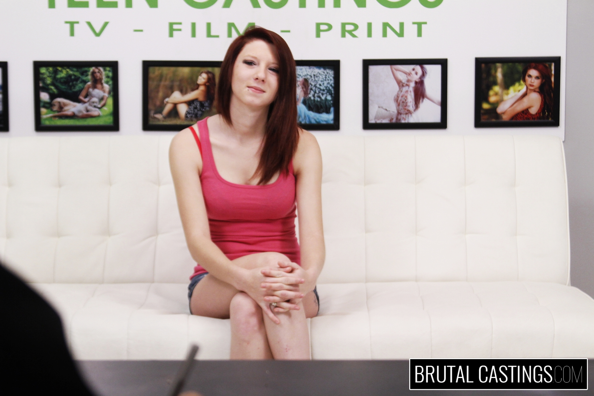 BDSM Casting Couch with Macy Monroe